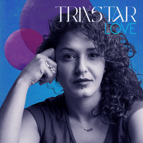 Cover: TriXstar - Love