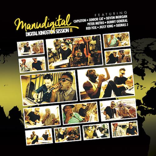 Cover: Manudigital - Digital Kingston Session