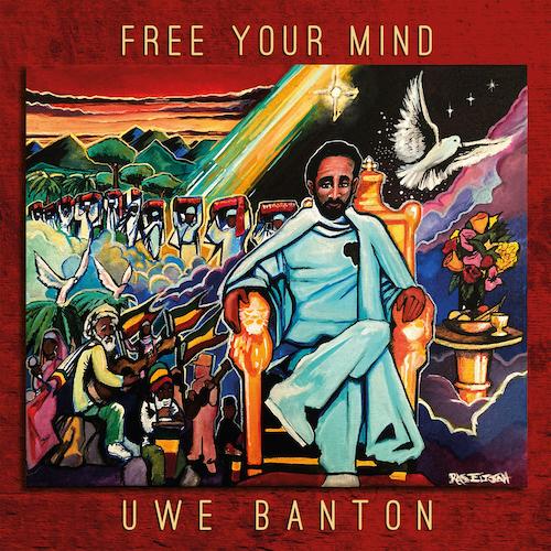 Cover: Uwe Banton - Free Your Mind